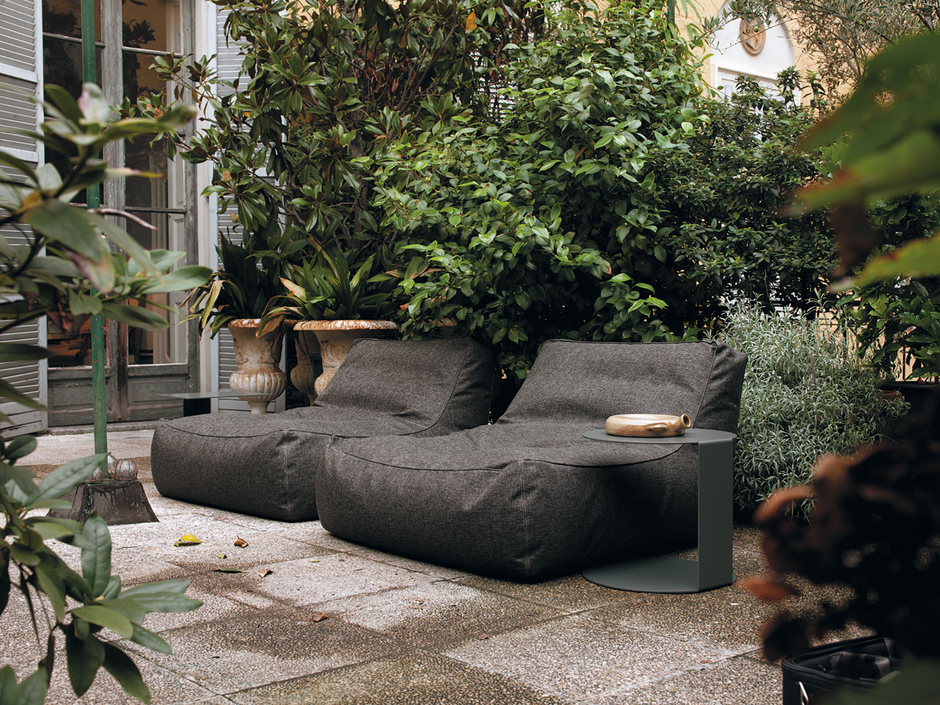 Italian Chaise Lounges by Verzelloni Habitat by Design